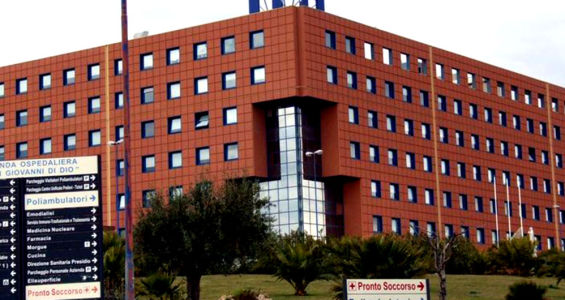 cardiologi ospedale agrigento San Giovanni di Dio meningite carenza igiene