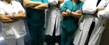 Simbolo sciopero medici