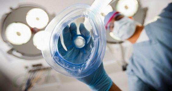 Simbolo anestesia