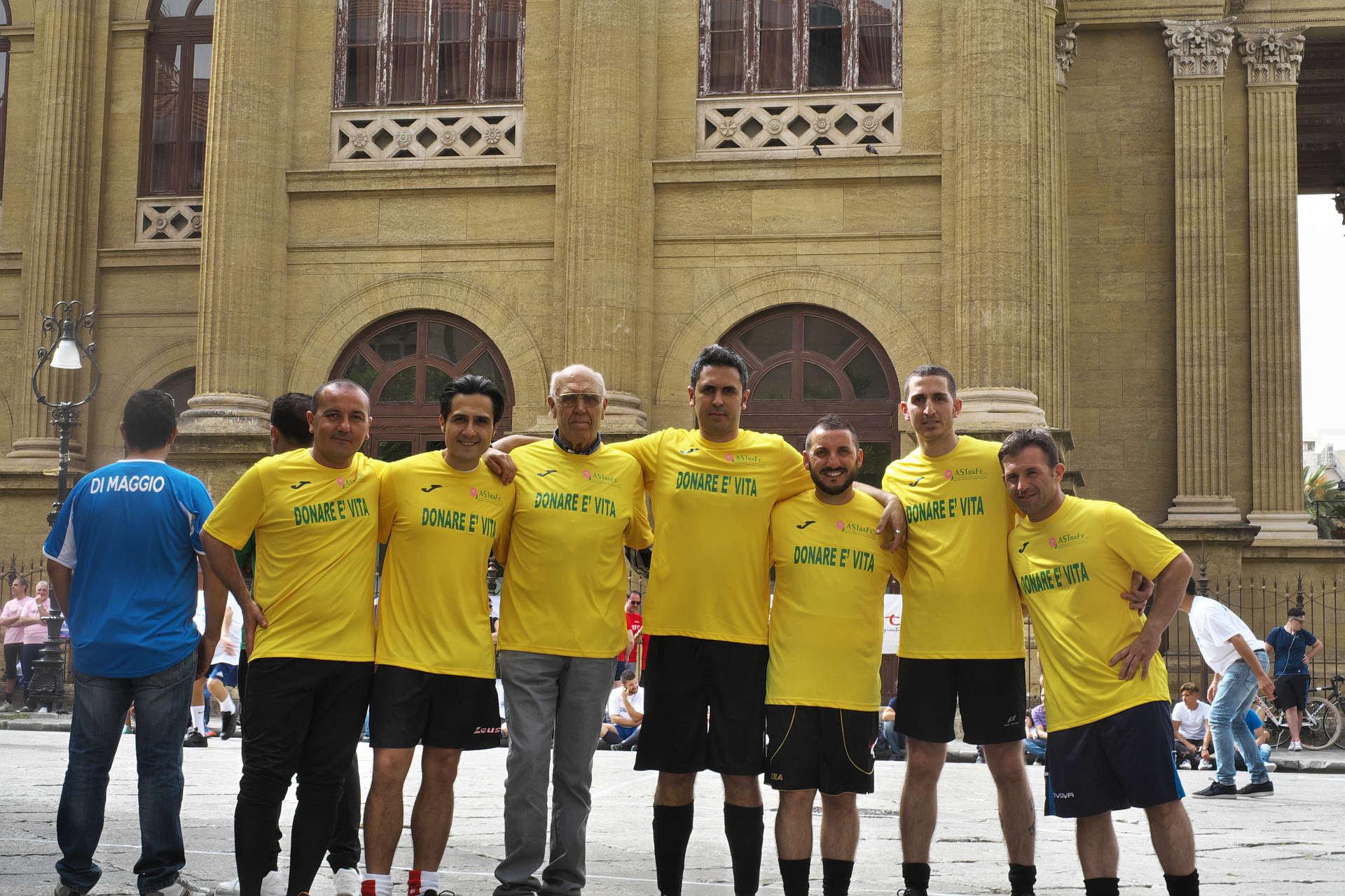 La squadra di Astrafe