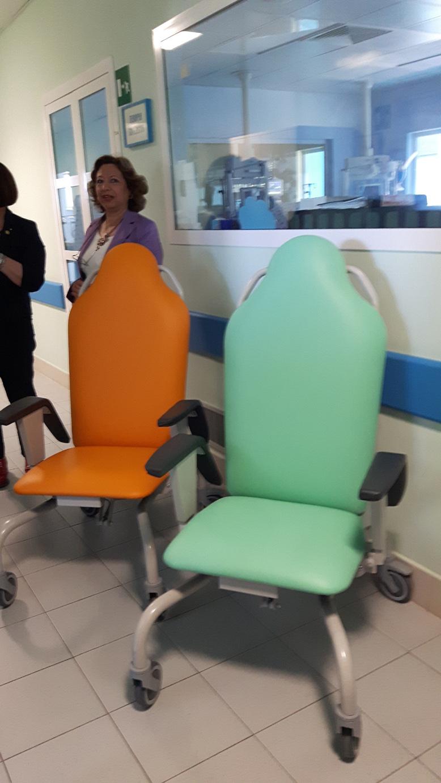 Donazioni alla Neonatologia dell'Ospedale di Siracusa