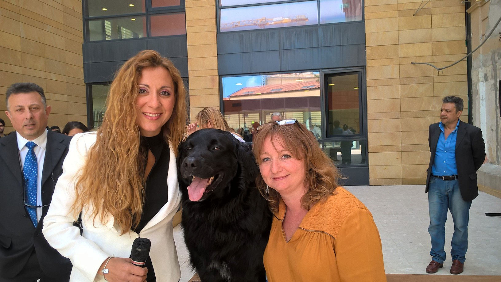 Pet Therapy all'ospedale dei Bambini