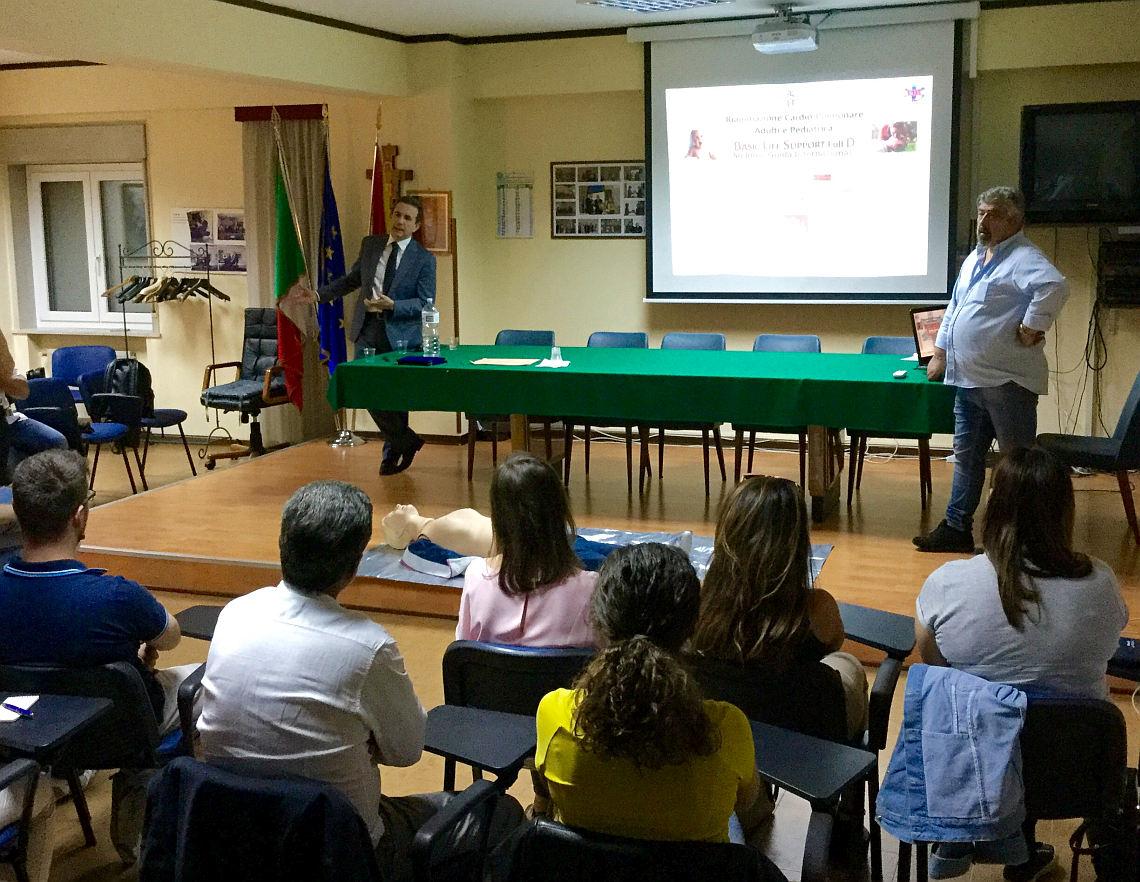 Giovanni D'Ippolito, Calogero Alaimo e i giovani medici
