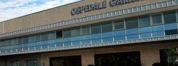 coronavirus ospedale garibaldi ascesso cerebrale