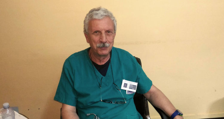 leucemia ospedale Cervello ematologia Francesco Fabbiano linfomi
