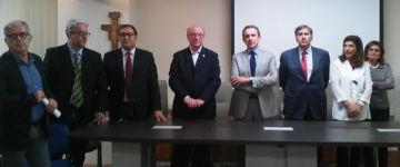 Ordine dei medici di Caltanissetta. Inaugurazione nuova sede