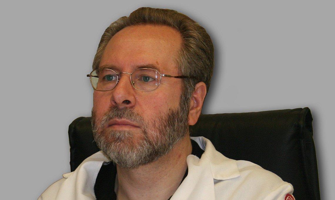 Il prof. Antonio Russo