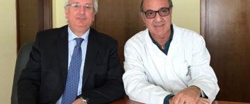 Baldo Gucciardi e Giuseppe Riccardo Spampinato