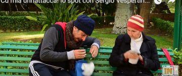 Spot influenza Sergio Vespertino