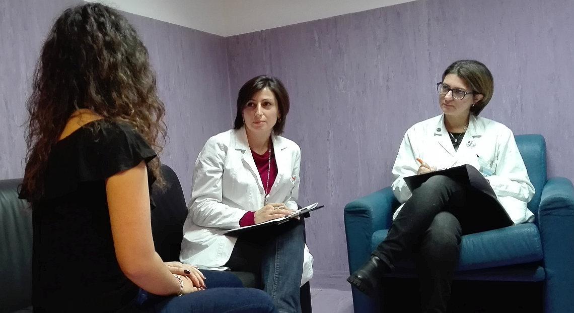 Counseling: dott.ssa Valentina Calò e psicooncologa Rossella De Luca