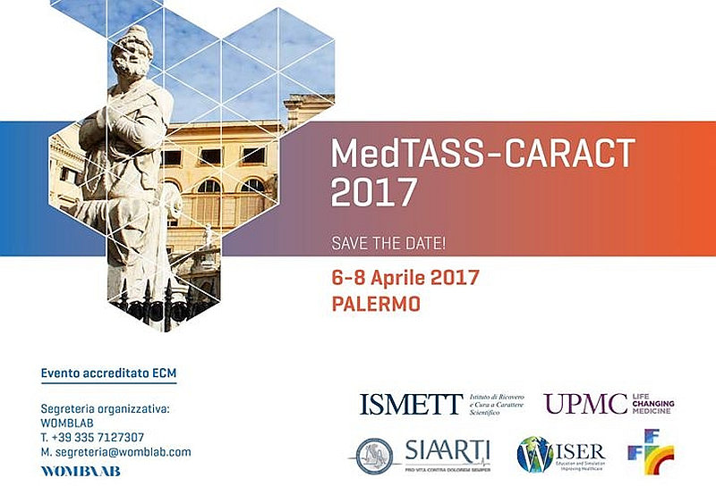 Locandina Medtass- Caract 2017