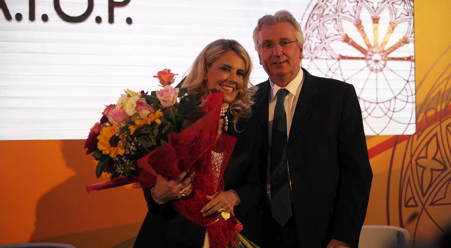 Barbara Cittadini e Baldo Gucciardi