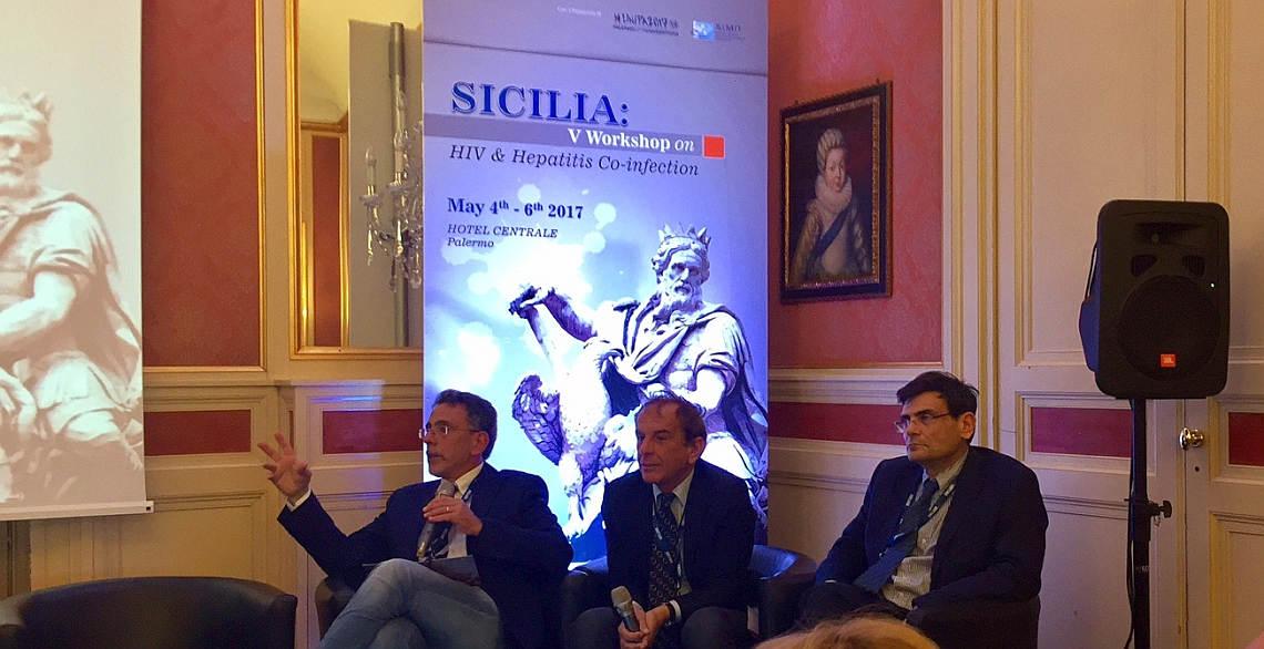 Pietro Colletti, Giovanni Mazzola ed Antonio Cascio