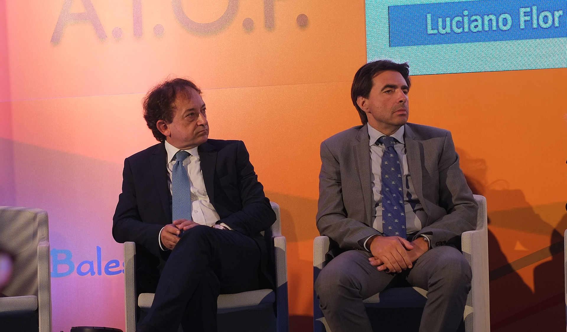 Rino Giglione e Ignazio Tozzo