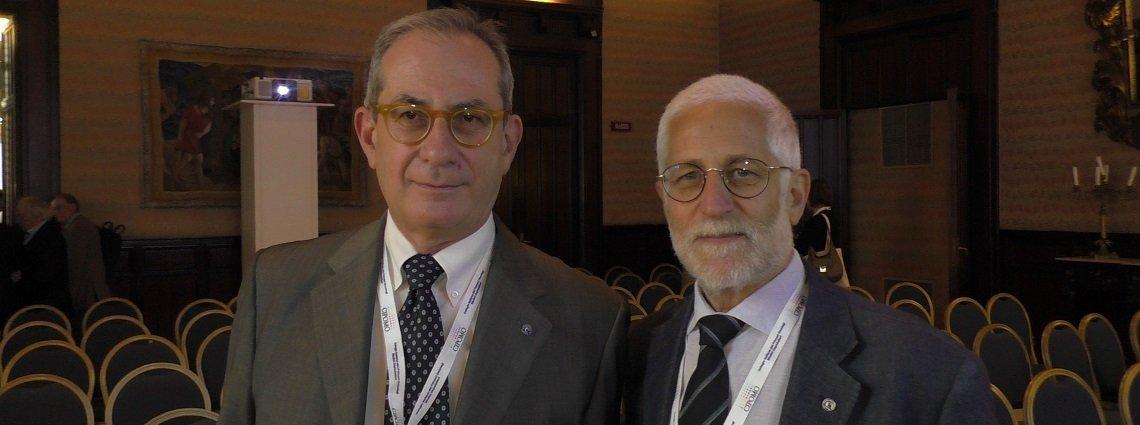 Maurizio Tomirotti e Mario Clerico