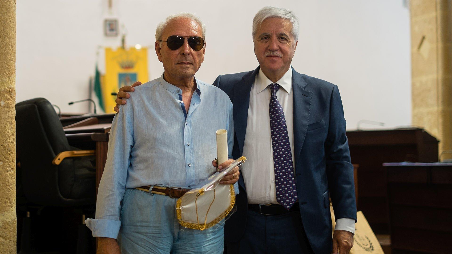 Antonino Adamo e Giovanni Bavetta