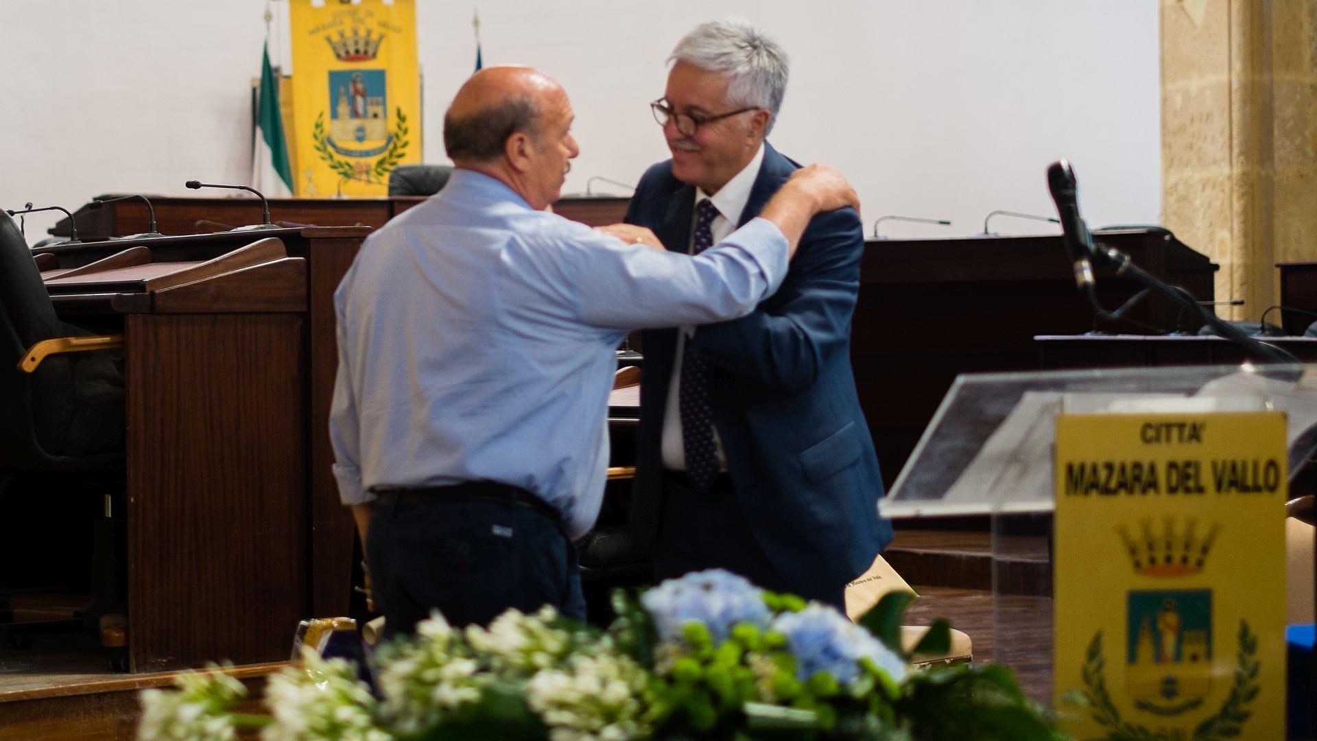 Filippo Mirasolo e Giovanni Bavetta
