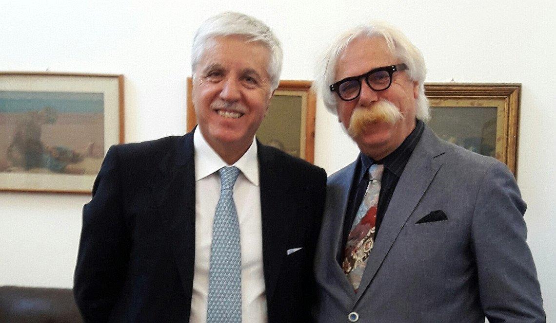 Giovanni Bavetta e Nicola Cristaldi
