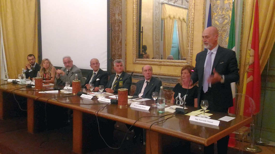 Leonardo Gentile e iniziativa su talassemia.2
