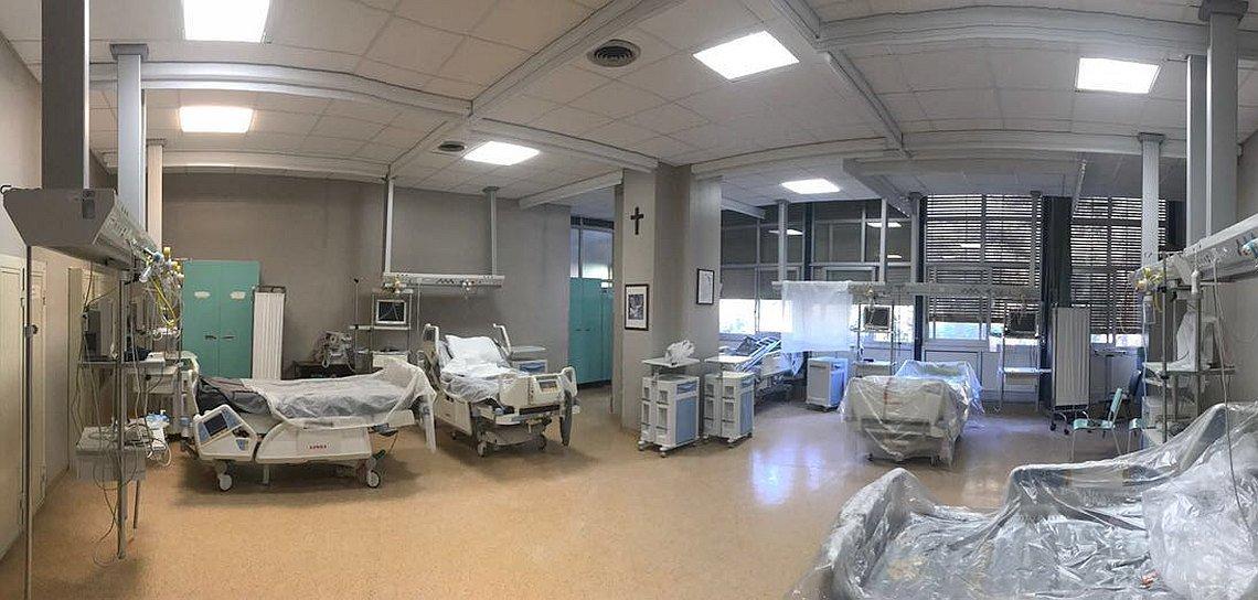 Ospedale Ingrassia. UTIC