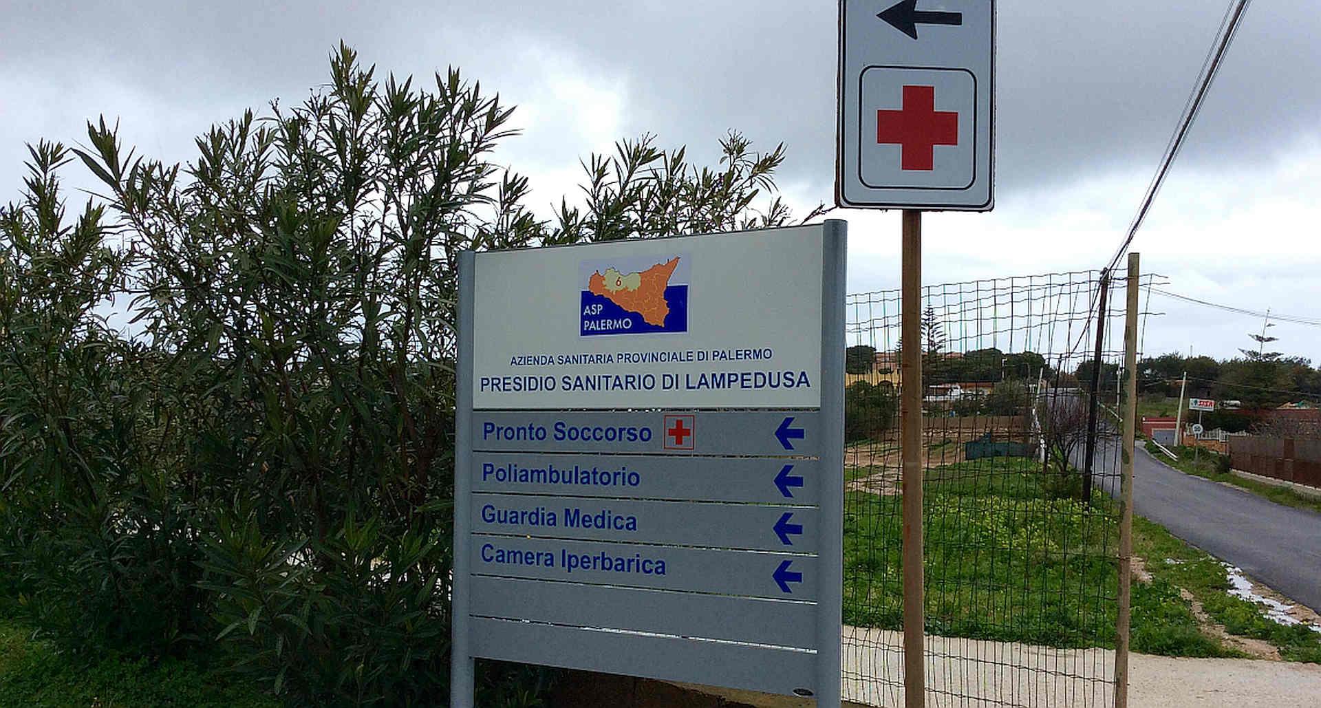 Poliambulatorio Lampedusa.2