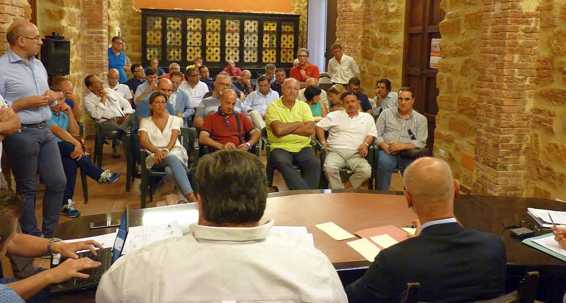 Asp di Agrigento e sindacati.2