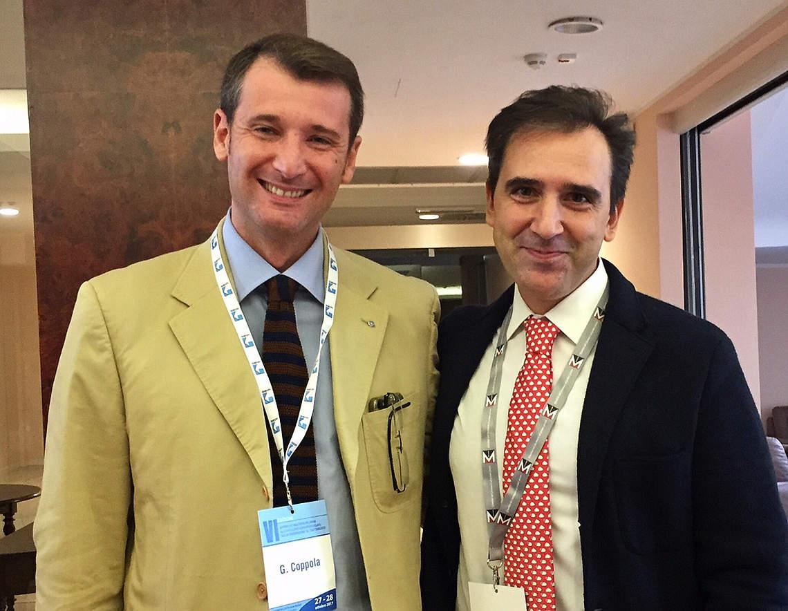 Giuseppe Coppola e Gabriele Giannola