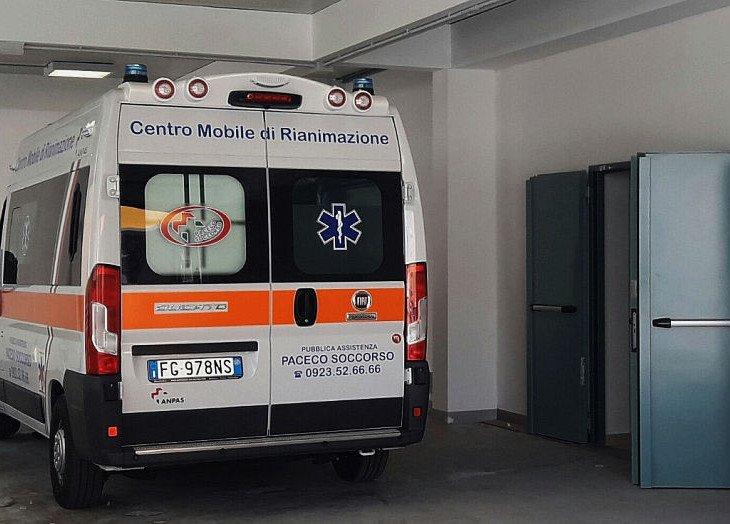 trasporto pazienti
