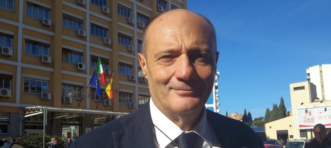Mario La Rocca (dirigente generale assessorato)