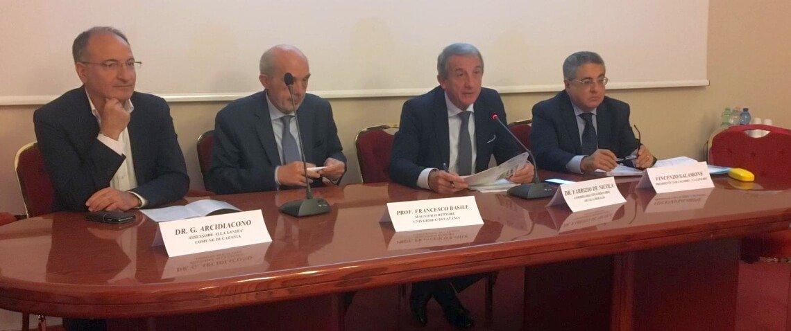 Arnas Garibaldi di Catania, esperti a confronto sul tema degli appalti in Sanità
