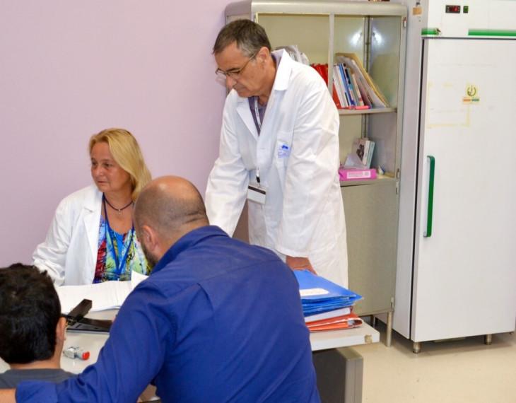 centro vaccinazione