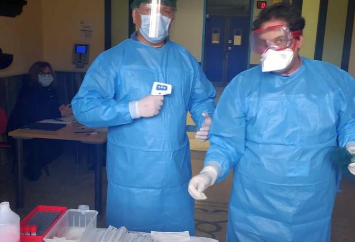 indagine sieroprevalenza