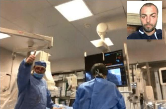 angioplastica con impella