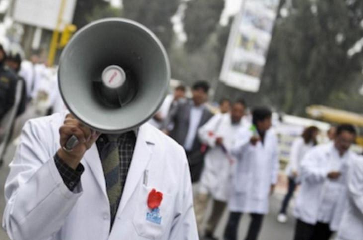 protesta medici