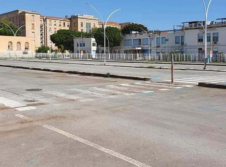 parcheggio arnas civico
