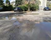 villa sofia parcheggio